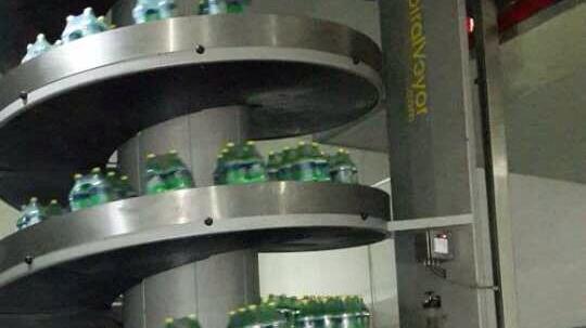 上海可口可乐—亮豹防霉墙面漆工程案例