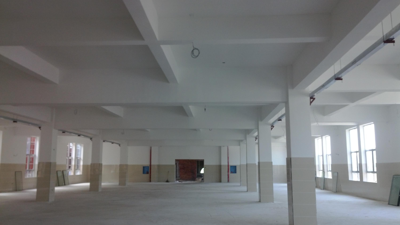 湖南益阳白沙溪茶厂—亮豹防霉墙面漆工程案例