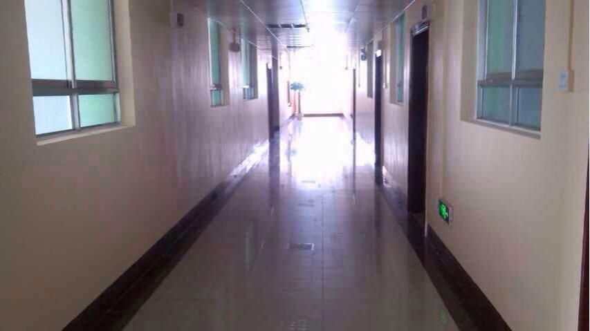 广西苍梧医院—亮豹抑菌墙面漆工程案例