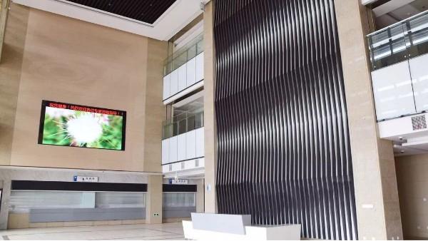 江山市第二人民医院—抑菌复合隔离漆(抗菌涂料)工程案例