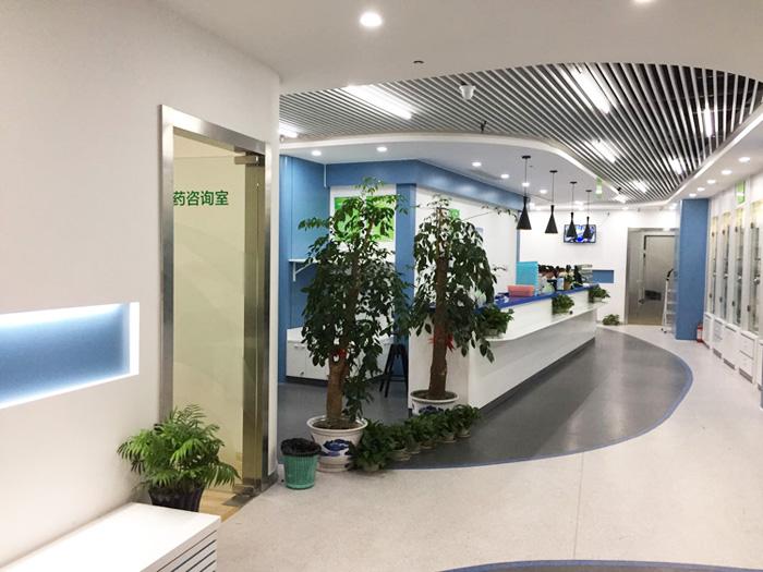南京市第一医院—亮豹抑菌复合隔离漆工程案例