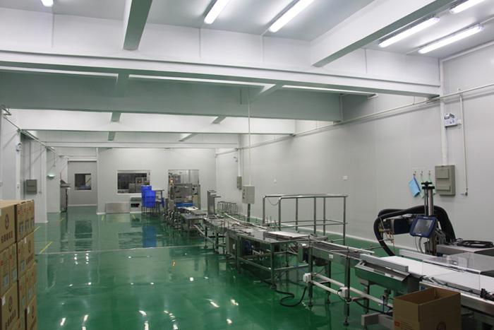 广州金车食品—亮豹防霉复合隔离漆工程案例