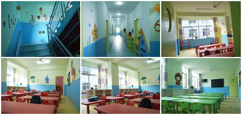 """江西德安""""小天使""""幼儿园——亮豹易清洗复合隔离漆工程案例"""