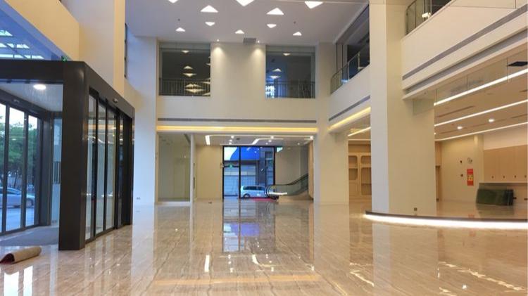 广州安和泰妇产医院—亮豹抑菌复合隔离漆通过验收