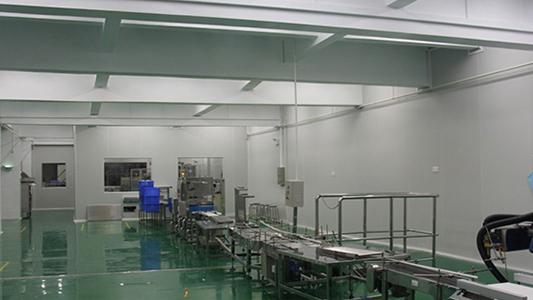 槟榔生产车间涂料的科学使用
